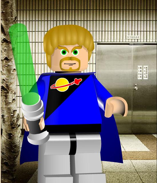 My Lego Alter-Ego