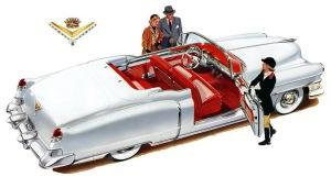 1953 White El Dorado
