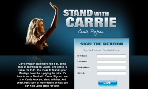Stand With Carrie