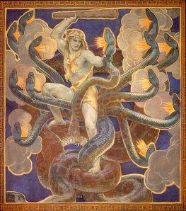 Hercules by John Singer Sargent