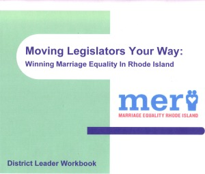 MERI District Leader Workbook Cover