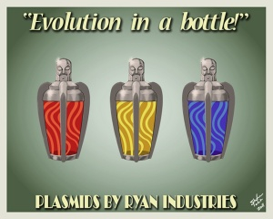 Evolution in Bottle